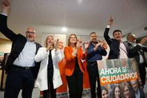 Las mejores imágenes de la noche electoral en Granada