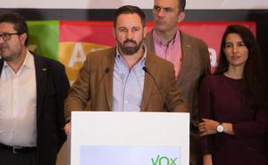 La comarca de Las Villas, la que más votó a Vox