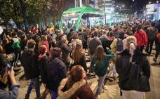 5.000 manifestantes contra el «fascismo»