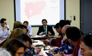 El PSOE jienense llama a la reflexión y a «reorientar el discurso»