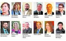 Una veintena de primeros espadas del PSOE de Granada ven en peligro sus cargos tras los resultados electorales