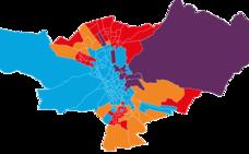 Así ha cambiado el voto en la capital de Granada, barrio a barrio
