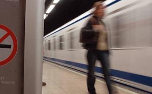 Detenido por matar a un indigente en una pelea en el metro de Madrid