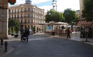 Cortes de tráfico en el Paseo por las actividades de la feria Sabores de Almería