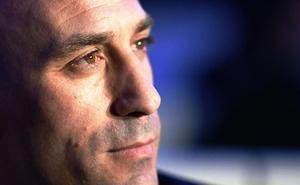 Rubiales: «Haremos todo lo posible para que la final de la Libertadores sea un éxito»
