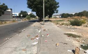 Quejas por la prostitución de la zona de Kinépolis y por la suciedad durante los fines de semana