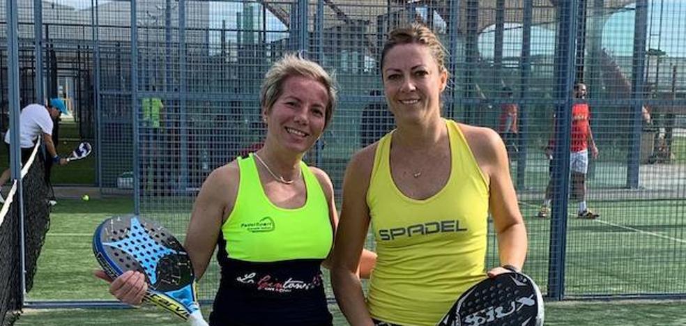 Delfi Guerrero y Elena Romera ganan el Máster de Andalucía