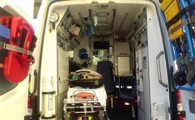 Muere un matrimonio de ancianos al chocar contra un camión en la A-92 al ir en sentido contrario