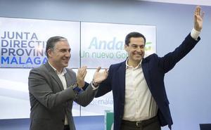 Moreno advierte a Cs de que «no es discutible» que el PP deba presidir la Junta