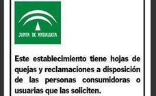 ¿Sabes cómo presentar reclamaciones oficiales de la Junta de Andalucía?