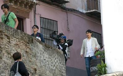 La serie surcoreana 'Recuerdos de la Alhambra', rodada en Granada, se estrena con éxito en el país asiático
