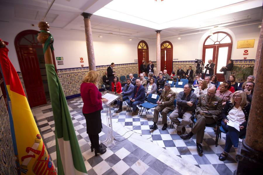 Motril celebra el 40 aniversario de la Constitución