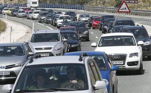 Tráfico prevé más de 76.000 desplazamientos durante el puente