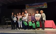 Pozo Alcón acoge la entrega de premios 'Solidaridad en Letras'