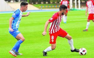 Almería B y CD El Ejido preparan el 'pulso' con equipos murcianos