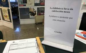 La Biblioteca de la Chana, sin calefacción desde hace dos meses