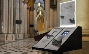 La parroquia de Jesucristo Redentor de Almería, la primera de Andalucía con un cepillo digital