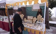 Así es el mercado medieval de Almuñécar