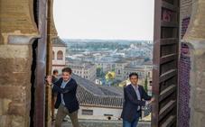 Un inédito paseo por el interior de las murallas del Albaicín de Granada