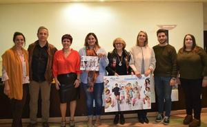 Níjar presenta el calendario benéfico del año 2019 para ayudar a la asociación Argar