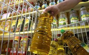 El aceite de oliva rompe la tendencia y vuelve a consumirse más que el de girasol