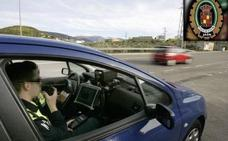 Un radar móvil intensifica la vigilancia en los accesos a la capital