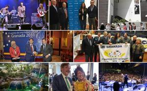 Los ocho 'apellidos' de la ciudad de Granada