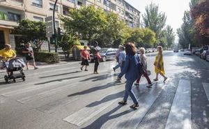 La Policía alerta de los cortes de tráfico parciales en Granada del 10 al 21 de diciembre