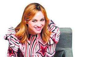 Marta Hazas: «Hemos sido bobos en España tratando a la comedia como un género menor»