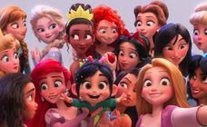 Las princesas Disney se rebelan