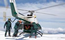 Fallece un montañero al caer por un barranco de Sierra Nevada
