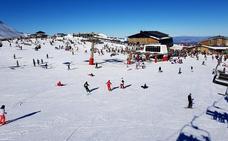 Sierra Nevada, la estación con más nieve de España y séptima de Europa