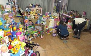 Recogida de juguetes mágica y solidaria