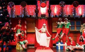 Musical para toda la familia, hoy en el Maestro Padilla con '¡Vaya Santa Claus!'