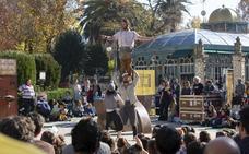 El Festival de Circo y Artes Urbanas calienta aún más las calles y plazas