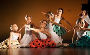 Los beneficios de la danza en edad preescolar