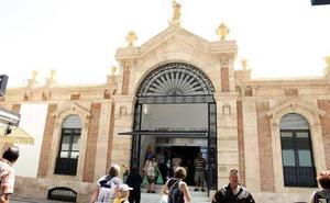 El Mercado Central abre hoy sábado y otros cuatro festivos más durante Navidad