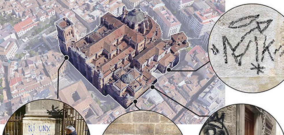 Las huellas imborrables de la Catedral