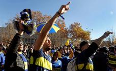 River-Boca: pasión en las calles de Madrid