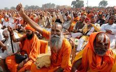 Los odios de la extrema derecha hinduista