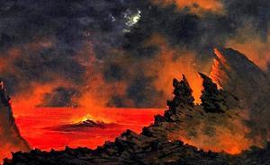 El peor año de nuestra Historia, por una erupción volcánica