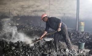 El pueblo con menos renta de España se agarra a su carbón