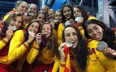 Las mujeres cogen el testigo del éxito en el deporte nacional