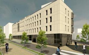 La empresa municipal de la vivienda de Almería prevé avanzar en la edificación de 100 VPO en 2019