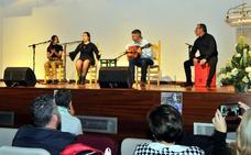 Sones flamencos en la Velada de 'La Taranta'