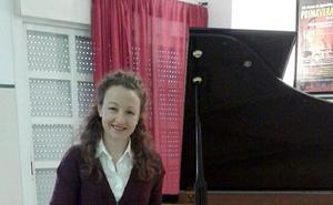 La directora de orquesta Lucía Marín debuta con la Sinfónica de Las Palmas