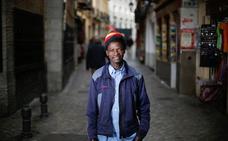 Amadou quiere recuperar a su oveja