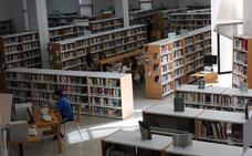 Gómez Arcos y Benjamín Prado para celebrar el Día de la Lectura de la Biblioteca Villaespesa