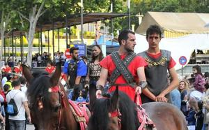 Últimos días para apuntarse al desfile de las VI Fiestas Íbero Romanas de Cástulo