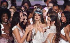 Bellezón con causa: así es la nueva Miss Mundo